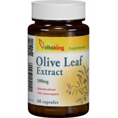 Frunze maslin (olive leaf) 500mg 60cps