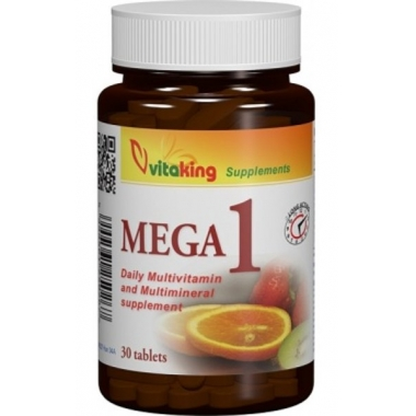 Multivitamina Mega-1 30cpr