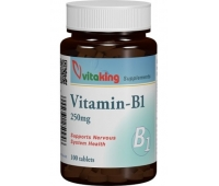 Vitamina B1 250mg 100cpr