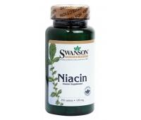 Vitamina B3 (Niacina) 100mg 250cps