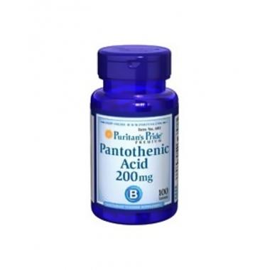 Vitamina B5 200mg 100cpr