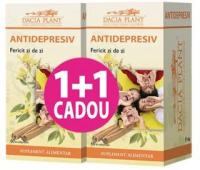 Antidepresiv x 60 cps 1+1 GRATIS, Dacia Plant
