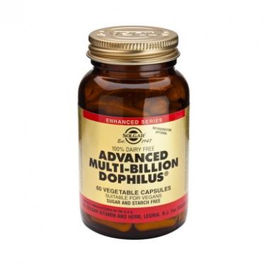 Advanced Multibillion Dophilus veg. caps 60s