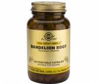 Dandelion veg. caps 100s