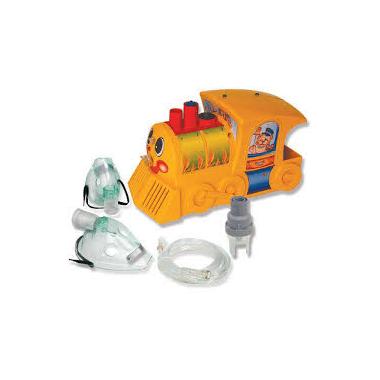 Aparat de aerosoli cu compresor Chu-Chu-Train+termometru clasic