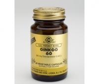 Ginkgo Biloba 60 veg. caps 60s