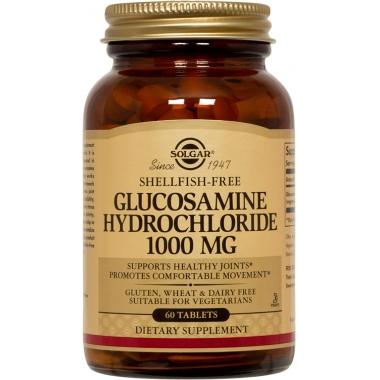Glucosamine HCL 1000mg (shelfish-free) tabs 60s