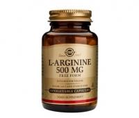 L-arginine 500mg veg. caps 50s