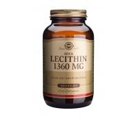 Lecithin 1360mg softgels 100s