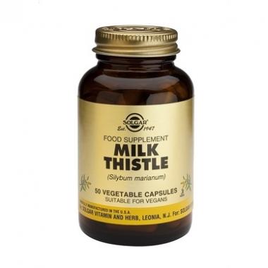 Milk Thistle veg. caps 50s