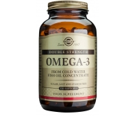 Omega 3 Double Strength softgels 30s