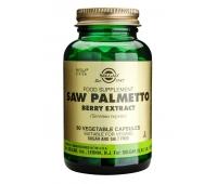 Saw Palmetto Berry Extract veg. caps 60s