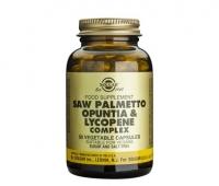 Saw Palmetto Opuntia Lycopene Comp. veg. caps 50s