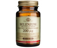 Selenium 200mcg tabs 50s
