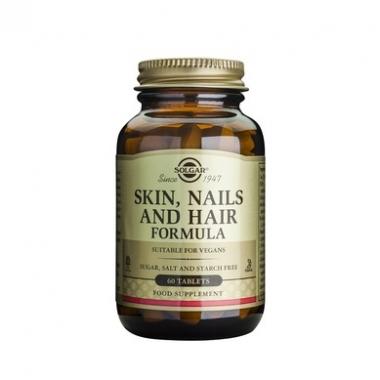 Skin Nails and Hair Formula tabs 60s