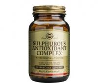 Sulphurous Antioxidant Complex veg. caps 90s