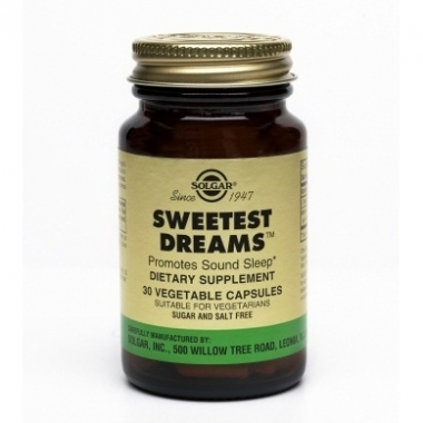 Sweetest Dreams veg. caps 30s