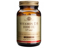 Vitamin D3 100IU veg. caps 100s