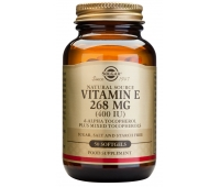 Vitamin E 400IU softgels 50s