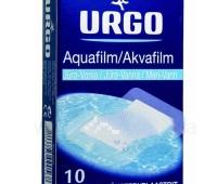 Urgo Aqua film x 10