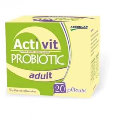 Activit probiotic x 20 plicuri