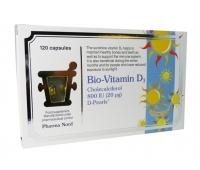 D-Pearls Bio-Vitamina D3 80caps