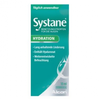 Systane Hydraction 10ml