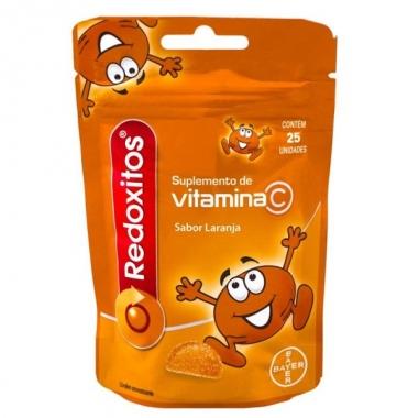 Redoxitox vitamina C 30mg 25jeleuri
