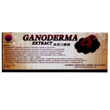 Ganoderma 10ml 10 fiole