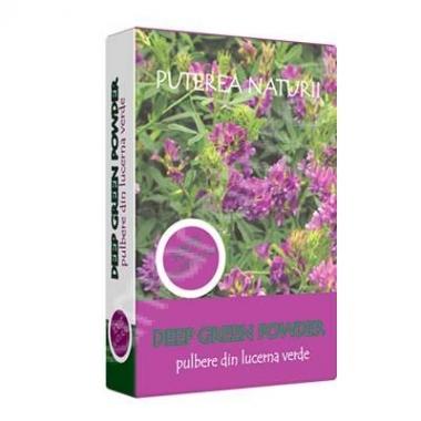 Natural green food Lucerna 150g 3+1 gratis