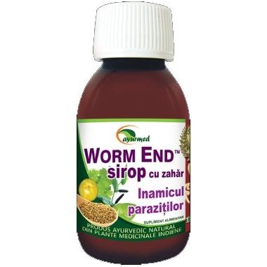 Worm End sirop 100ml