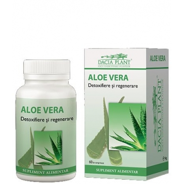 Aloe Vera 60 cpr