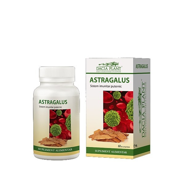 Astragalus 72cpr -20% GRATIS