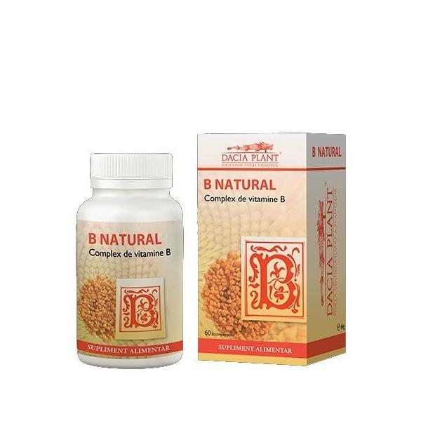 B Natural 72cpr -20% GRATIS