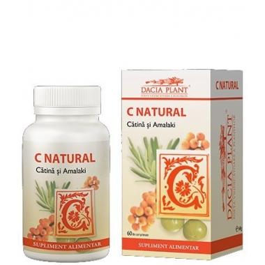 C Natural 72cpr -20% GRATIS
