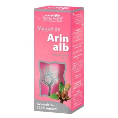 Gemoderivat Muguri de Arin Alb 50ml
