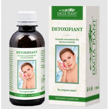 Remediu Detoxifiant 200ml
