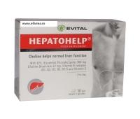 Evital Hepatohelp x 30 cps