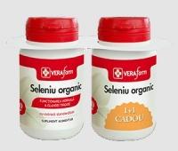 Vera Farma Seleniu organic 30cpr 1+1 GRAFIC