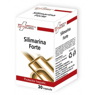 Silimarina Forte 30cps
