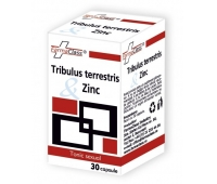 Tribulus Terrestris & Zinc 30cps