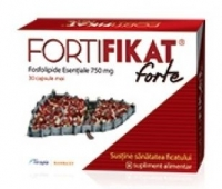 Fortifikat forte x 30 cps