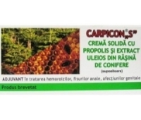 Carpicon S supozitor 1g x 10buc (bls)