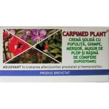 Carpimed Plant supozitoare 1g x10