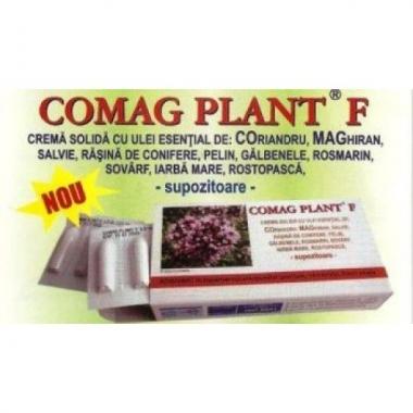 Comag Plant F supozitoare 1,5g x 10