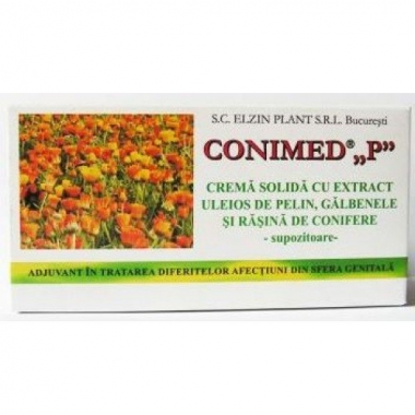 Conimed P supozitor 1g x 10