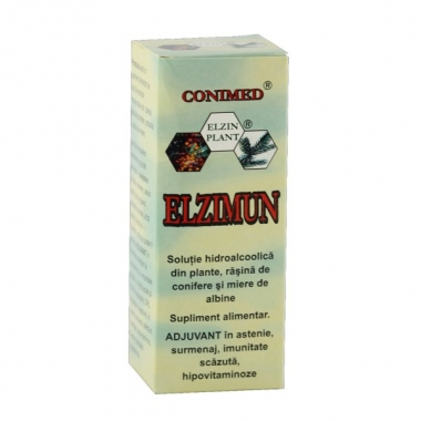 Elzimun solutie 50ml