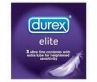 Durex Elite mov 3buc