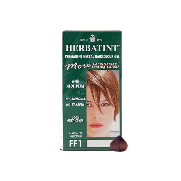 Colorant rosu henna FF1 Herbaint