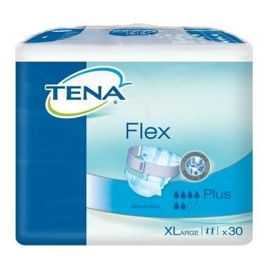 Tena scutec Flex Plus adulti M 30buc